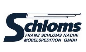 Logo Schloms - Franz Schloms Nachfahren Möbelspedition GmbH
