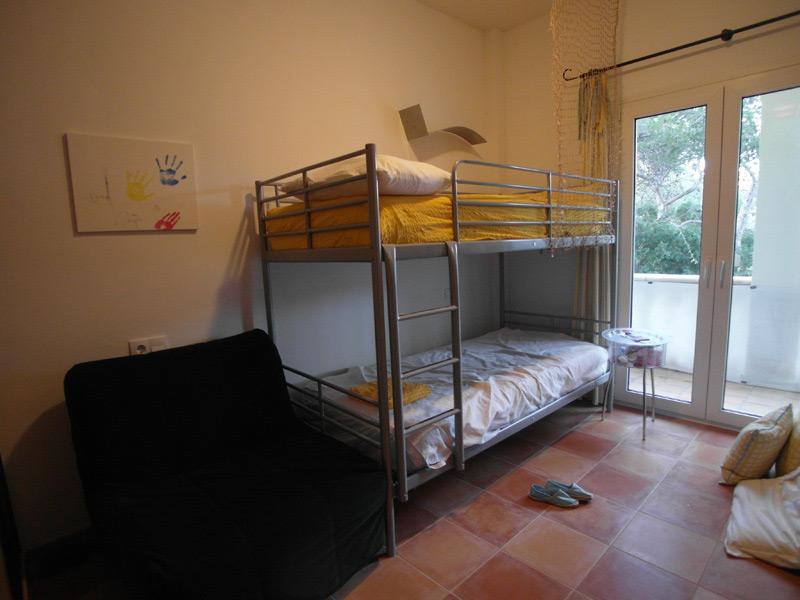 Ein Aluminium Hochbett für Kinder