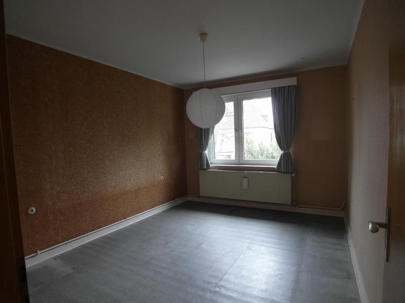 Ein leeres Zimmer