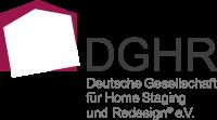 Logo DGHR - Deutsche Gesellschaft für Home Staging und Redesign e.V.